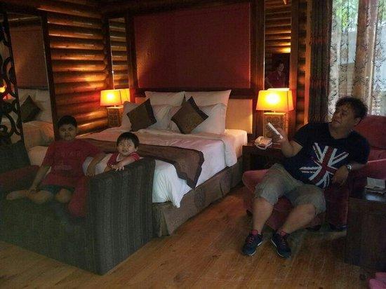 Philea Resort & Spa: enjoying
