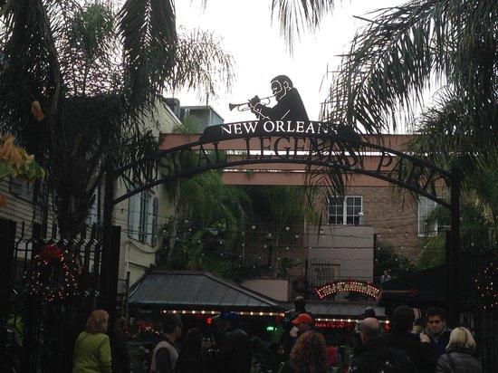 New Orleans Musical Legends Park: Larry's Pictures