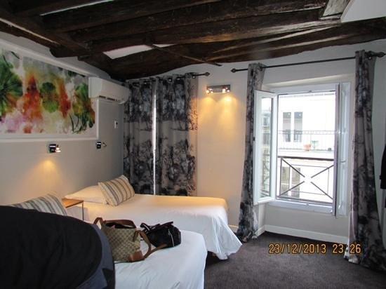 Hôtel Excelsior Latin: room 54
