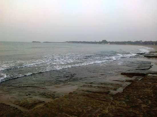 The Hoka Island Villa: Nagoa beach Diu