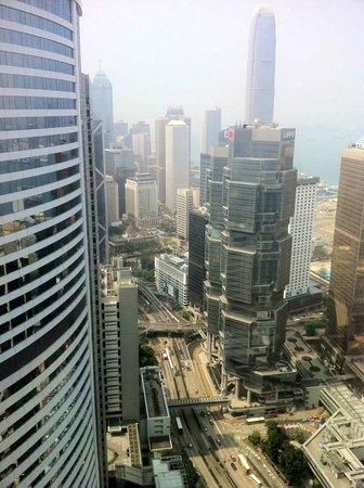 Conrad Hong Kong: Executive Lounge 전망