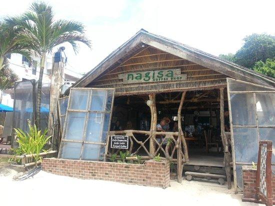 Surfside Boracay Resort & Spa: the Japanese restaurant/Breakfast eatery