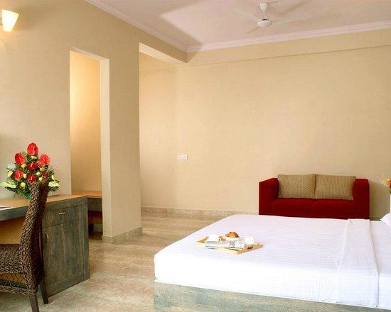 Transtree@SPC House: bedroom