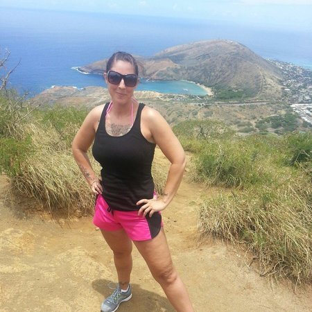 Koko Crater Trail: Didn't think I would make it