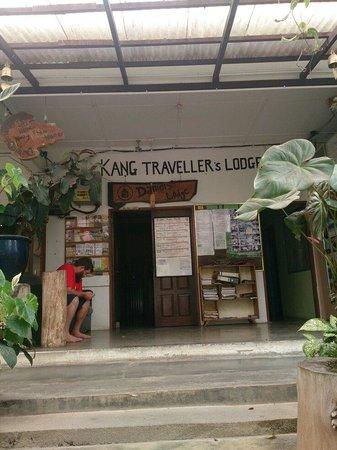 Kang Travellers Lodge (Daniel's Lodge): Registration
