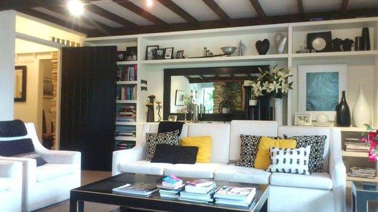Waiorau Homestead: Living Area