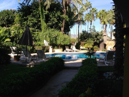 El Encanto Inn & Suites Boutique Hotel: View from our Room