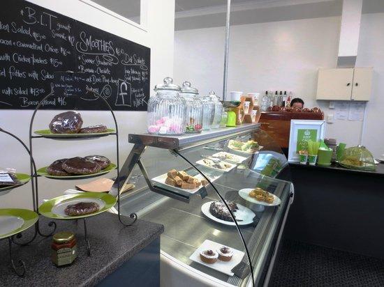 WHISK Cafe interior
