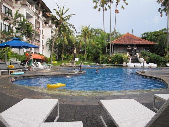 Sanur Paradise Plaza Suites: pool