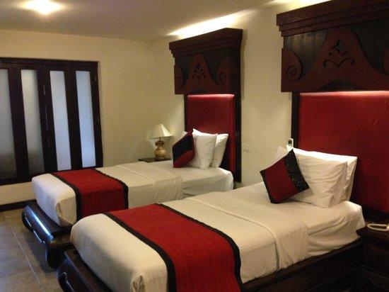 Raming Lodge Hotel & Spa: Room