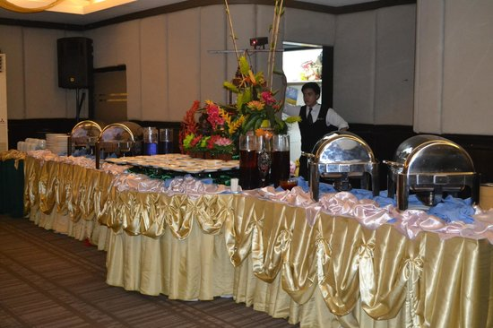 Eurotel North Edsa: Buffet Table Germany Function Room