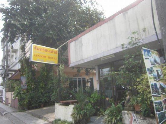 Jansom House: 3