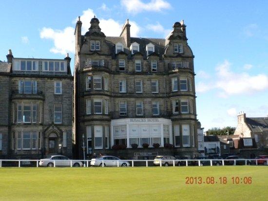 Macdonald Rusacks Hotel : ルサックス ホテル