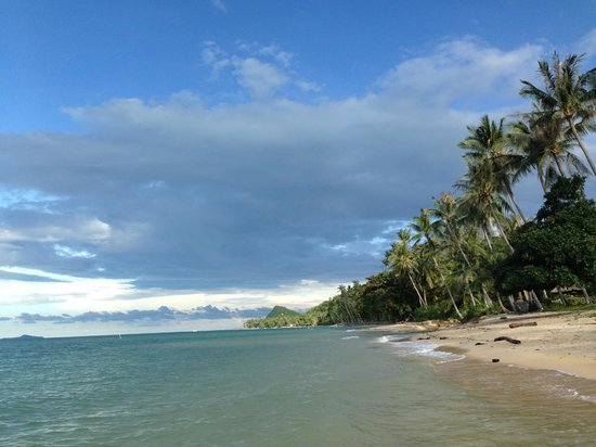 The Sea Koh Samui Boutique Resort & Residences: Our Beach