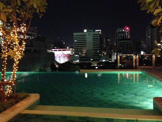 Sivatel Bangkok: infinity pool