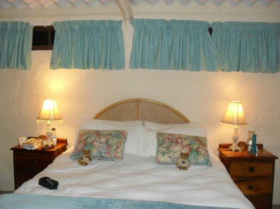 Stocklands Farm: Courtyard bedroom