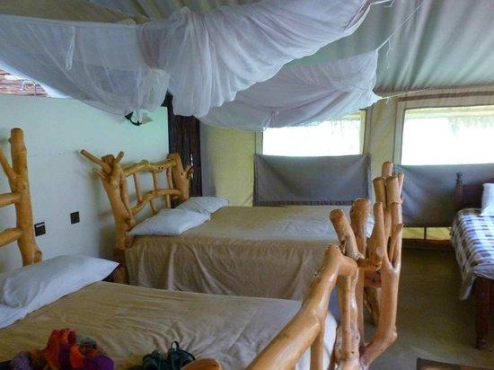 Sentrim Mara: Unser Zimmer