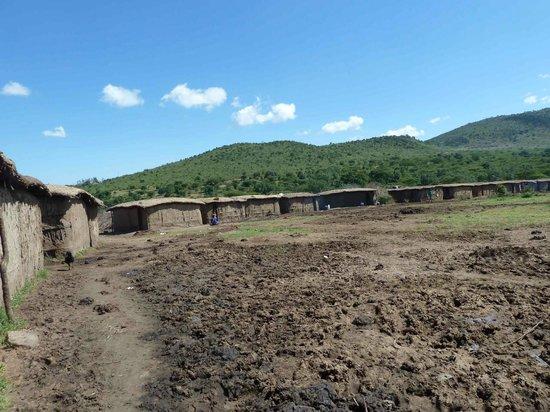 Sentrim Mara: Das Masaidorf