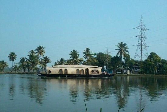 Citrus Retreats Alleppey: Backwater View