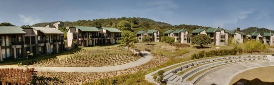 Dhikuli, อินเดีย: Resort