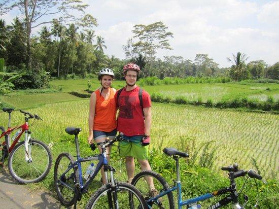 BaliGoBike - Bali Cycling Tours: BaliGoBike tour with Gede