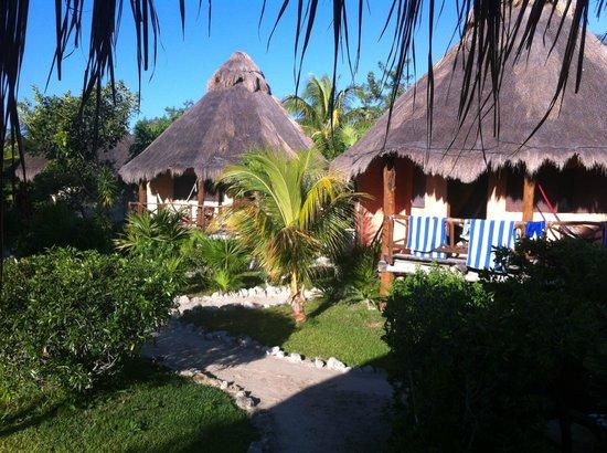 Hotel Villas Delfines: Bungalows