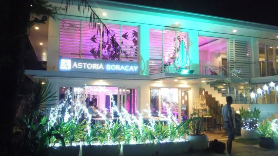 Astoria Boracay: fronte spiaggia