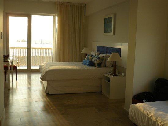 San Agustin Paracas: habitación