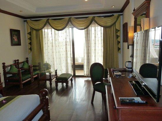 The Privilege Floor @Borei Angkor: Room
