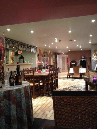 Hotel Restaurant Baryton: sala da pranzo