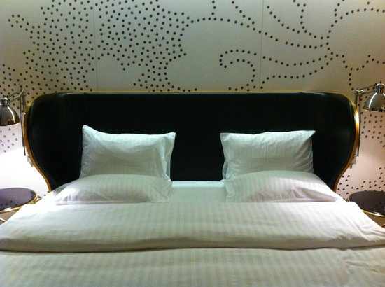 Witt Istanbul Suites: Perfect bed