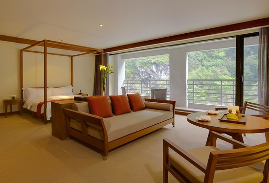 Silks Place Taroko: room with view