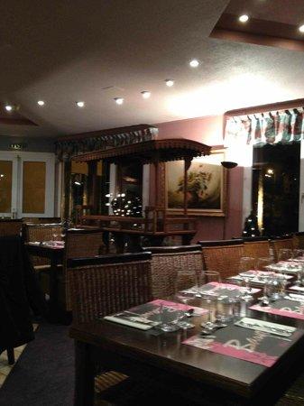 Hotel Restaurant Baryton: sla da pranzo