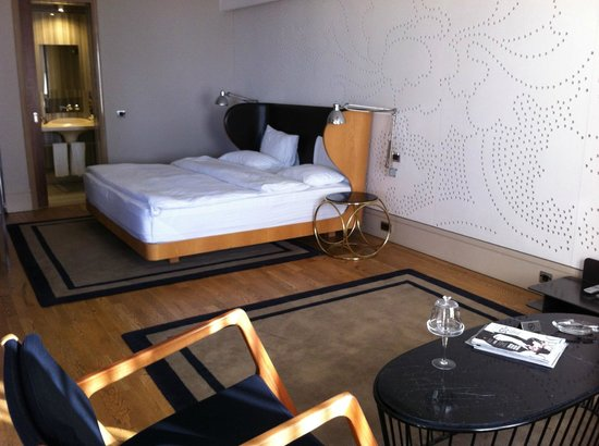 Witt Istanbul Suites: The bed