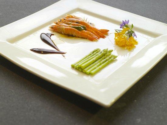 Silks Place Taroko: food