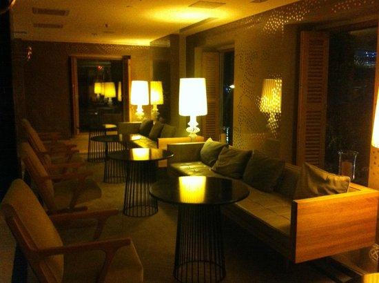 Witt Istanbul Suites: Lobby