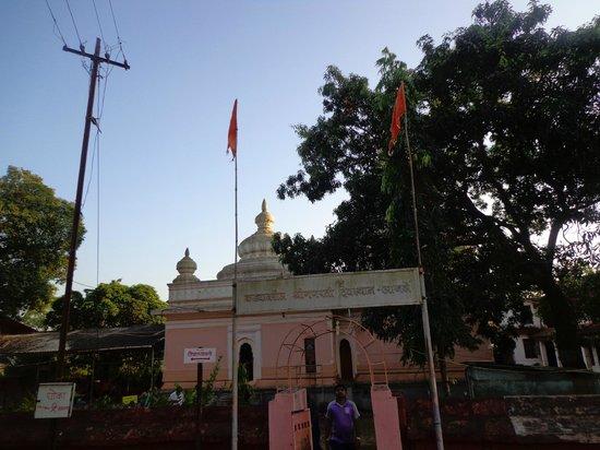 Shri Ganesh Temple, Anjarle