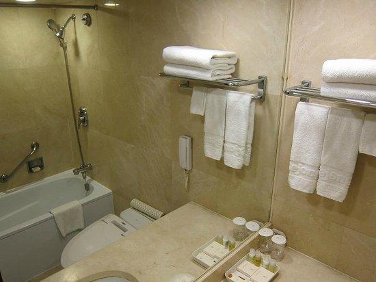 Sejong Hotel : バスルーム