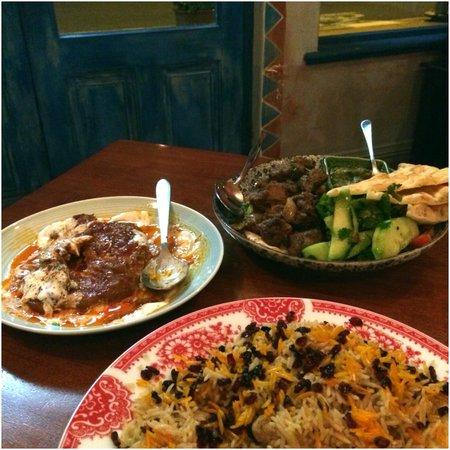 Parwana Afghan Kitchen: Amazing