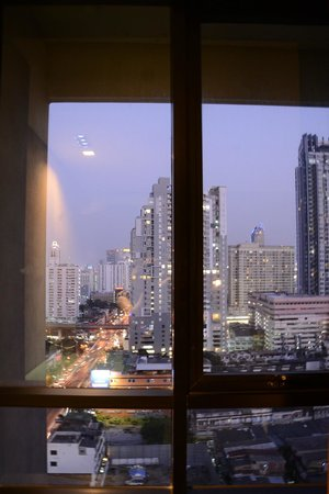 Bangkok City Hotel : VIew