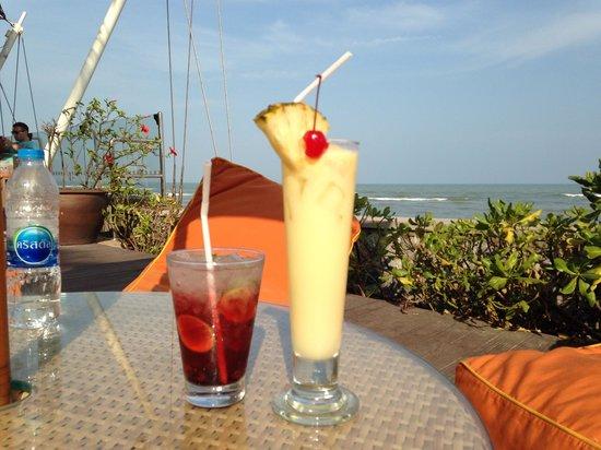 Sheraton Hua Hin Resort & Spa: Amazing cocktails
