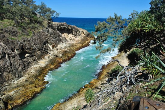 how to get to north gorge walk