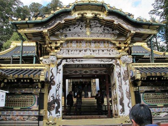 Nikko Tosho-gu: Nikko Toshogu Shrine - Autumn 2013