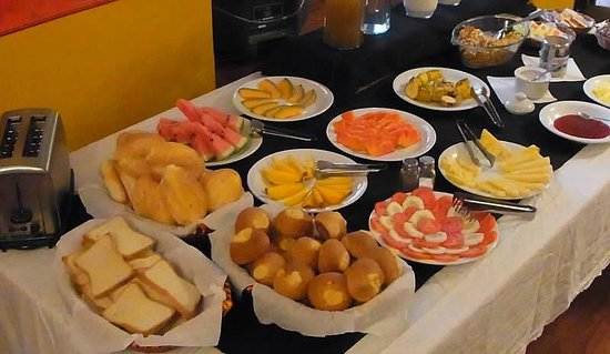 Kultur Berlin Hostal: KulturBerlin Breakfast Buffet included per night