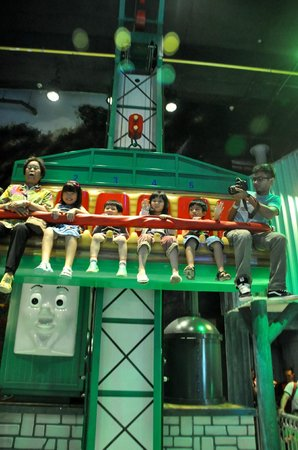 The Little Big Club : The ride got my kids laughing so hard