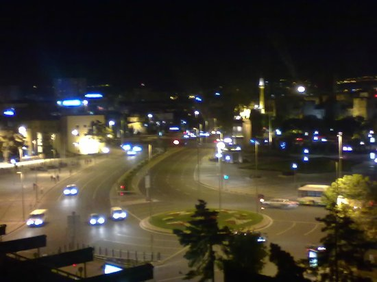 Hilton Kayseri: View from the hotel