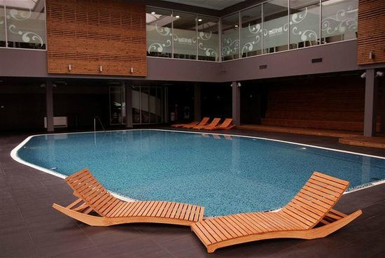 The Westin Zagreb: Hotel pool