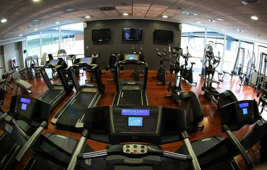 The Westin Zagreb: Fitness centre
