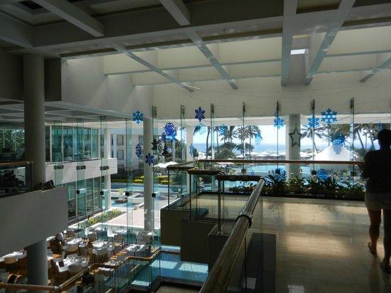 Sheraton Grand Mirage Resort, Gold Coast: Foyer Area