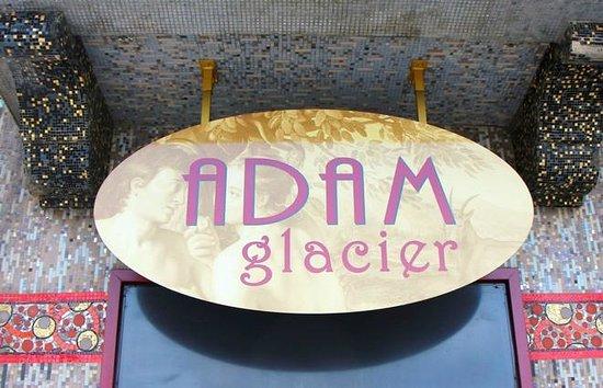 Glacier Adam: Adam Glacier